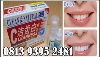 Obat Pemutih Gigi Dan Pembersih Gigi