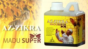 Produk Herbal Madu Az-Zikra
