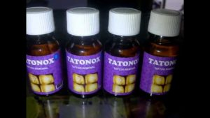 Tattonox, Obat Penghilang Tato