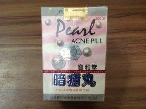 Pearl Acne Pill Produk Herbal Untuk Permasalahan Kulit